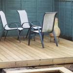 Traditional Decking